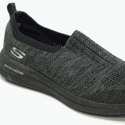 Skechers - Grey & black sneakers image