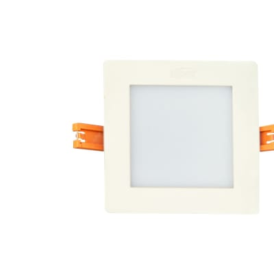 Small White Square Indoor LED Light image