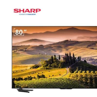 Smart TV - Sharp  80inch full HD LCD-80X7000A image