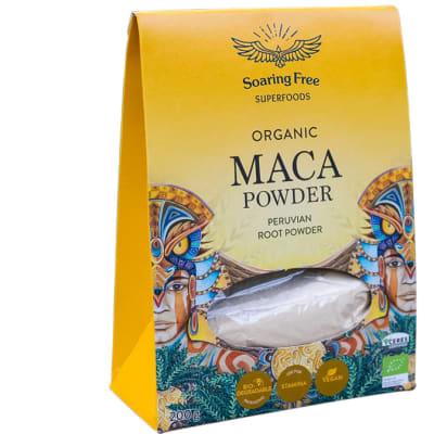 Organic Maca Powder Peruvian Root Powder 200g image