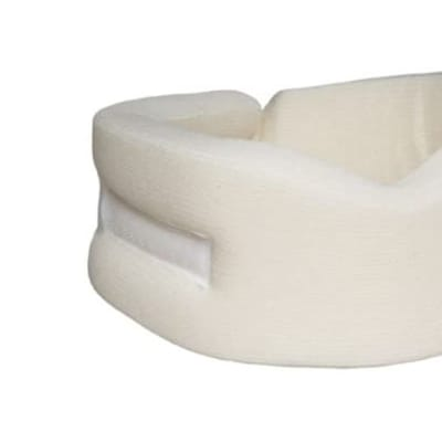 Soft Cervical Collar With Support  image