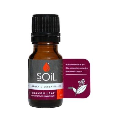 Cinnamon Leaf (Cinnamomum Zeylancium) organic Essential Oil 10ml image