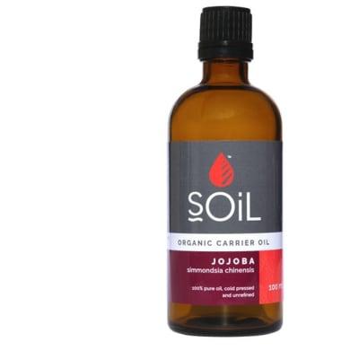 Jojoba (Simmondsia Chinensis)  organic Carrier Oil 100ml  image