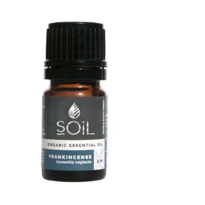 Frankincense  Boswellia Rivae Engler  Organic Essential Oil 10ml  image