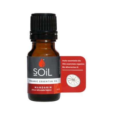 Manderin Oil (Citrus Reticulata Blanco)  organic Essential Oil 10ml image