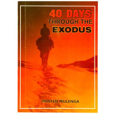 40 Days through the Exodus  image