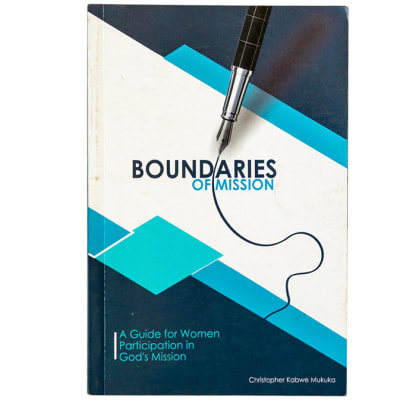 Boundaries of Mission : A Guide for Women Participation in God's Mission  image