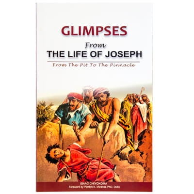 Glimpses from the Life of Joseph - From the Pit to the Pinnacle  image