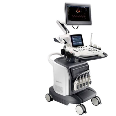 S40 Compact Trolley Color Doppler  Ultrasound Machine image