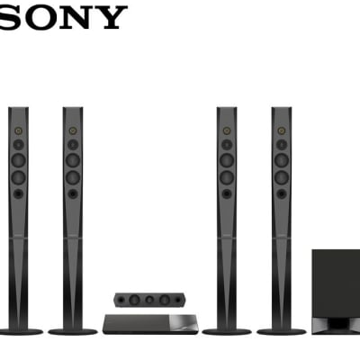 Sony 5.1 Home Theater - BDV-N9200W image