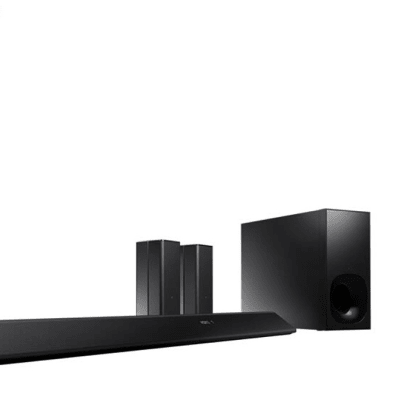 Sony  Audio Home Theater 5.1 Channel TV Speaker - HT-RT5 image