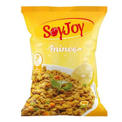 Soyjoy  Soya  Curry Mince - 40 X 90g image