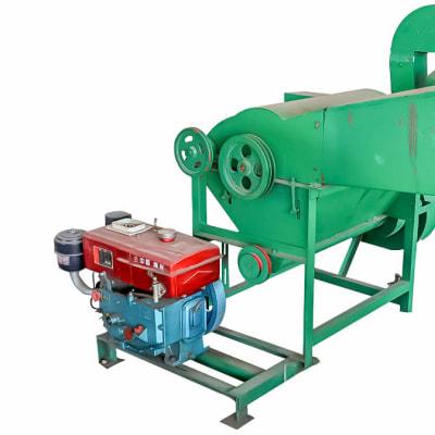 Machinery - Soybean Sheller image
