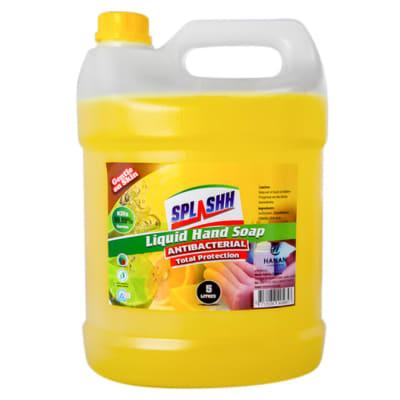 Splashh  Antibacterial Liquid Hand Soap  5 Litres  image