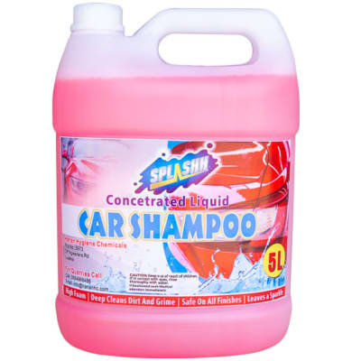 Car Shampoo 5litre  image