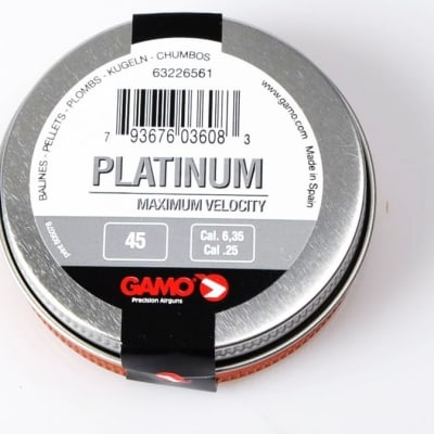 Platinum Maximum Velocity image