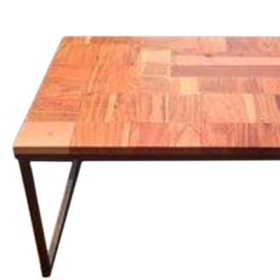 Square Steel Legs coffee table image
