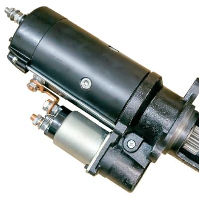 Starter Motor Scania image
