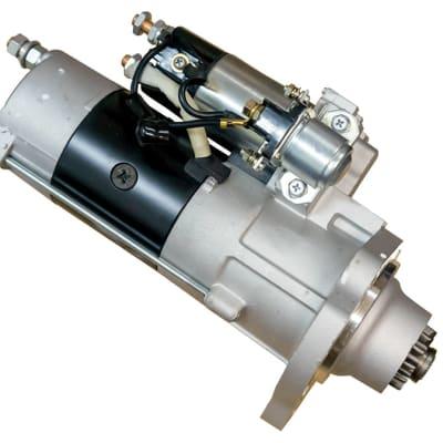 Starter Motor Volvo D13 image
