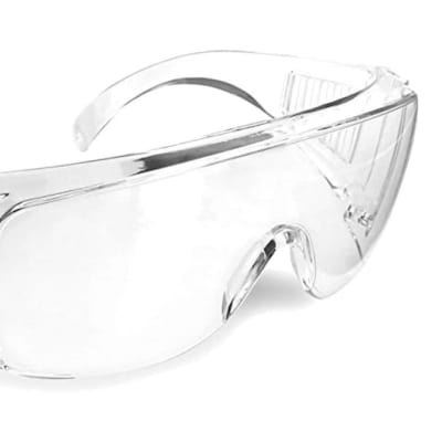 Eye Protection - Tough Safety Spectacles image