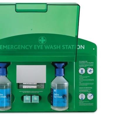 First Aid -   Eye Wash Station image