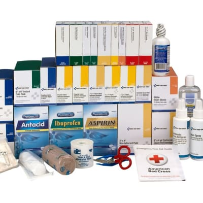 First Aid - Miners First Aid Refills image