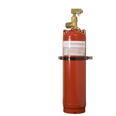 Fixed Fire Fighting Equipment - FM 200 Gas Cylinders image