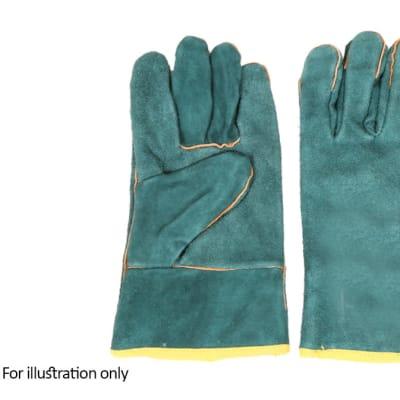 Hand Protection - Welders gloves short green image