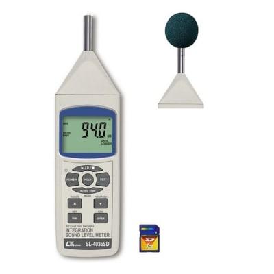 Instrumentation  -  800 Series Sound Level Meter Class 2 image