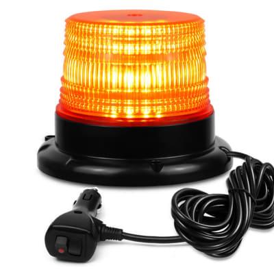 Mine Lighting - 12/24 volts Flashing Beacon image