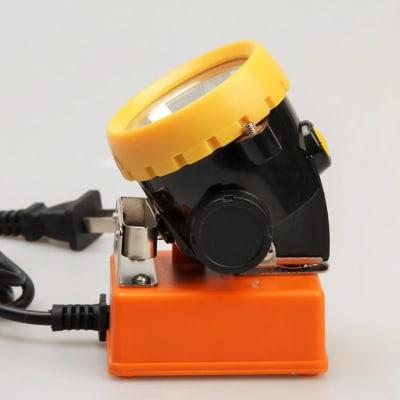 Mine Lighting - Halo Hi Small cap lamp image