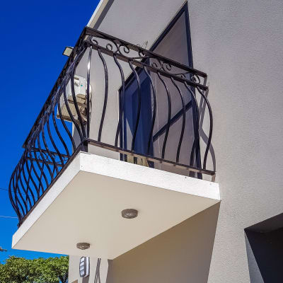 Wrought Iron Balcony image
