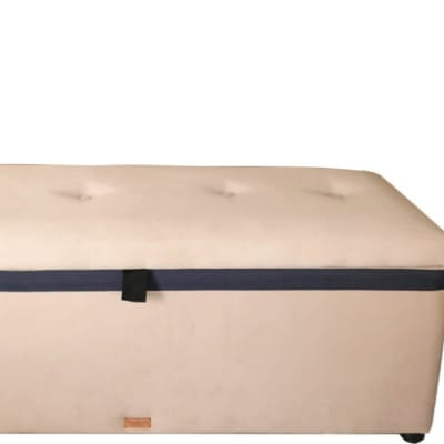 Storage  Ottoman Foot-End Cabinet  image
