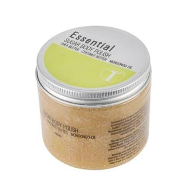 Sugar Body Polish - Organic Shea Butter, Coconut Butter, Mongongo Oil  image