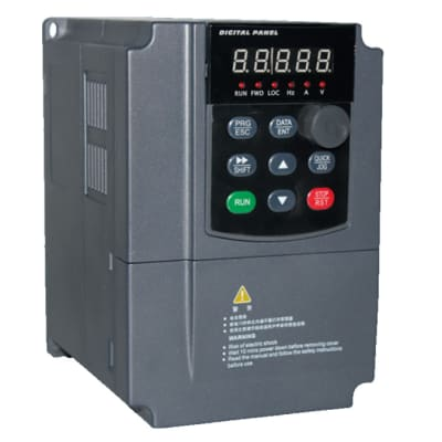 3 Phase Pump Inverter 4kW - PII4G04R0 image