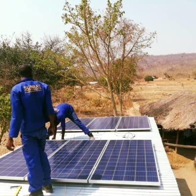 Sunray Power Company image