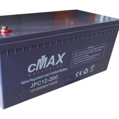 cMax Battery JPC-200-12 - BLCA20012 image