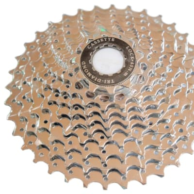 Bicycle Cassette Superwin  Bike 9 Speed Cassette image