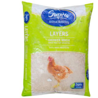 Supra Animal Nutrition -  Layer Starter Mesh image