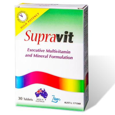Supravit Executive Multivitamin and Mineral Formulation image