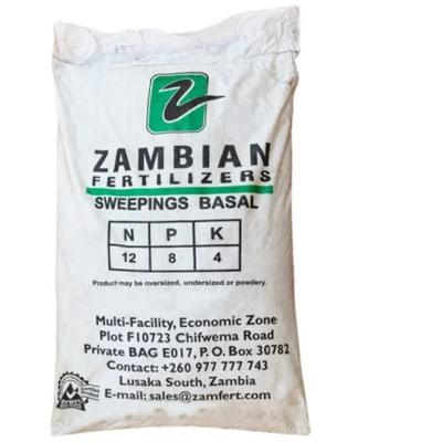 Basal Dressings Sweepings Basal  Fertilizer - 25kg image