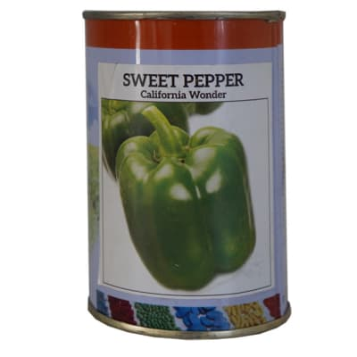 Sweet Pepper - California Wonder image