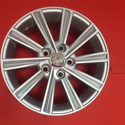 "Car Wheel Rim 16"" 5 Holes Toyota image"