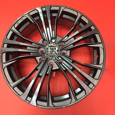 "Car Wheel Rim 16"" 8 holes universal image"