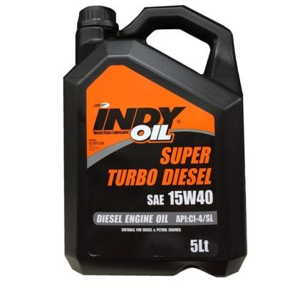 Indy Super Turbo Diesel image