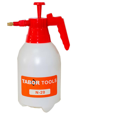 Tabor Tools N-20 Insecticide Fungicide Fertilizer Compression Hand Sprayer  image