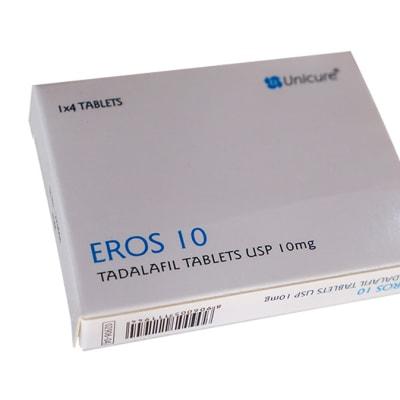 Tadalafil tablets - Eros 10 image
