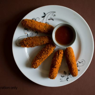 Jacaranda - Snacks - Fish Finger image
