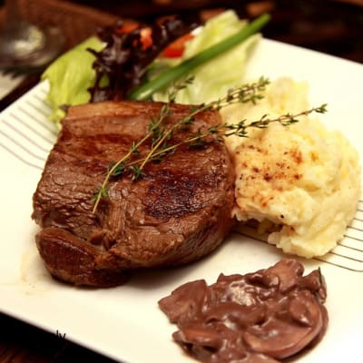 Steaks and Grills - Steaks on Char Grill - Rump Steak   image