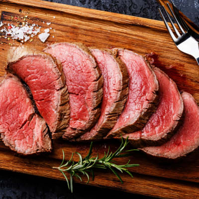 Steaks and Grills - Steaks on Char Grill - Chateaubriand  image
